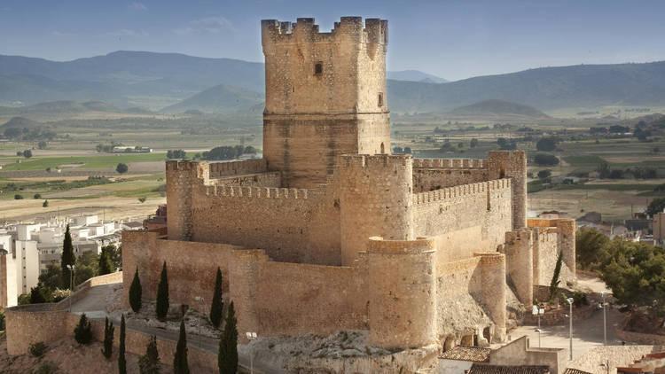 Villena_castell